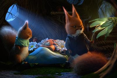 British Gas goes for the warm fuzzies in 'No Place Like Home'