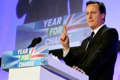 Tory manifesto repeats commitment to plain cigarette packaging and healthy eating