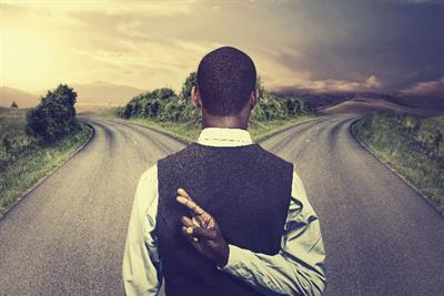 Watch: If you don't know where you are going, will any career path take you there?
