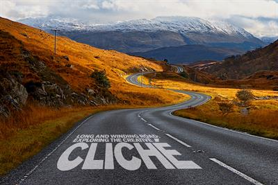 Long and winding road: the life and death of advertising clichés