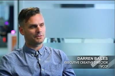 3 great ads I had nothing to do with #15: Darren Bailes on Kia-ora, Volvo and Levi's