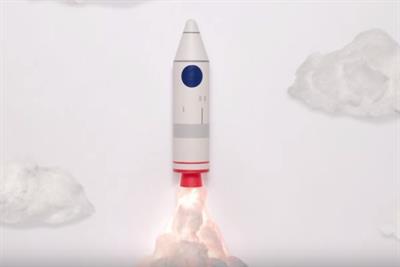 Dropbox celebrates creativity in first major ad