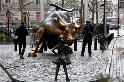 McCann New York scoops Glass Lion Grand Prix for 'Fearless girl'