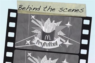 Facebook and fry tickling: Behind the scenes at McDonald's social World Cup