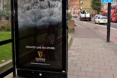 Guinness uses social data to target brand fans at their watering holes