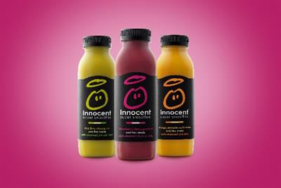 Innocent appoints marketing director from Bacardi to drive 'ambitious' growth