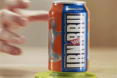 Social Brands 100: Irn-Bru, Volvic and Haribo top of most 'social' FMCG brands