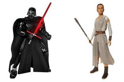 Disney racks up $3bn from Star Wars merchandise alone