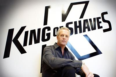 King of Shaves' Will King on relishing the battle with P&G