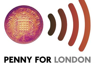 Boris Johnson launches contactless payment charity scheme Penny for London