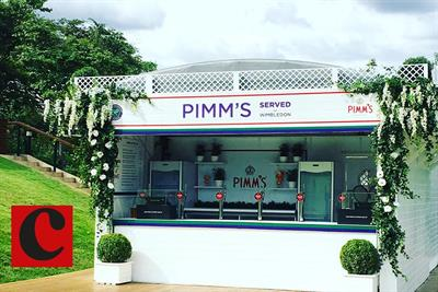 Watch how Pimm's is making the most of its first Wimbledon sponsorship