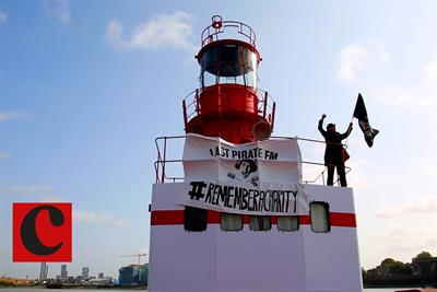 Watch: Atomic London brings back Radio Caroline to encourage people to Remember a Charity