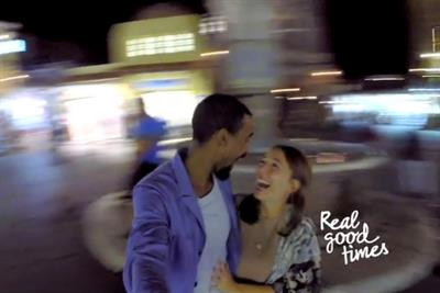 Thomas Cook taps Pinterest aesthetic for 'Real Good Times' Christmas booking campaign