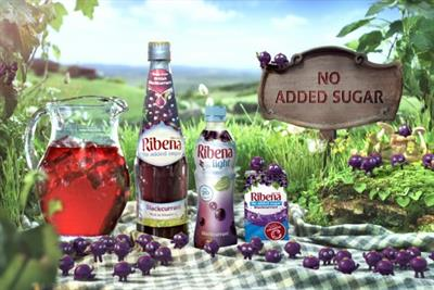 Ribena revives animated blackcurrant characters in £2.5m campaign