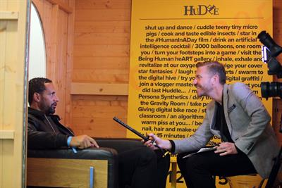 """Your phone will drive everything"" Rio Ferdinand: video"