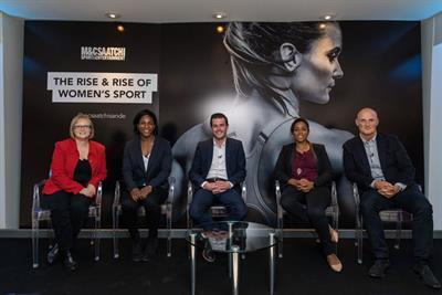 Five ways brands can capitalise on women's sport