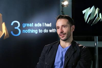 3 great ads I had nothing to do with #38: Adrian Rossi on Castlemaine XXXX, BT and Levi's