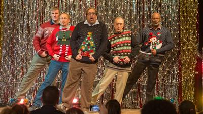 Sainsbury's Tu launches Christmas jumpers with dad dancing Facebook video
