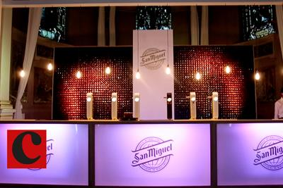 Inside San Miguel's Rich List experience