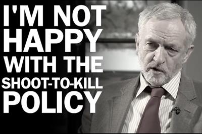The Tory's IRA attack ad on Corbyn signposts the future for political ads
