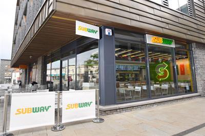 Subway brand revamp is long overdue, marketing chief admits