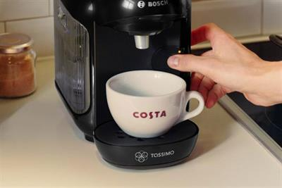 Tassimo coffee maker launches EU-wide campaign