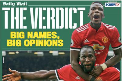 Daily Mail launches weekly football supplement The Verdict