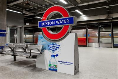 Canada Water tube station renamed Buxton Water for London Marathon