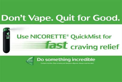 Smoking cessation market choked by vaping sales surge