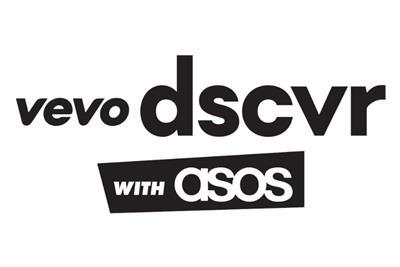 Asos tightens focus on digital natives with Vevo partnership