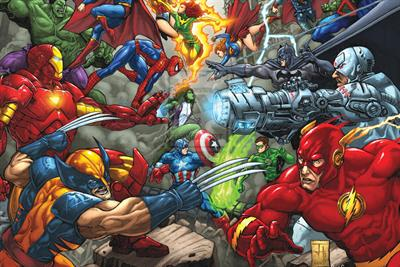 Marvel vs. DC: May the best names win!