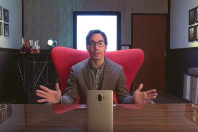 Justin Long defects from Apple to Huawei for U.S. invasion