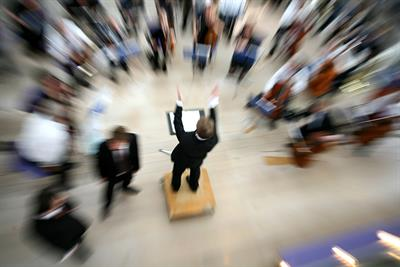 Why an 'orchestrator' may be a CMO's most important hire