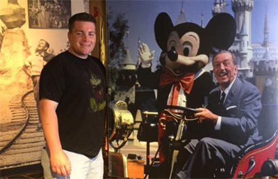 Brand Superfan of the Week: Disney's Keith Mahne