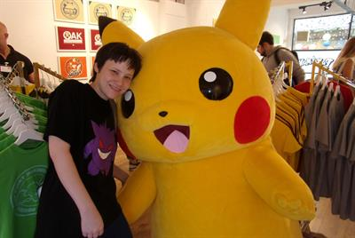 Brand Superfan of the Week: Pokémon's Lisa Courtney