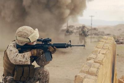 US Marines run their first commercial starring a woman in combat