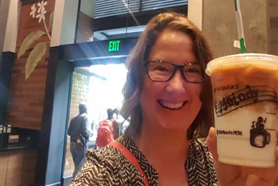 Brand Superfan of the Week: Starbucks' Melody Overton