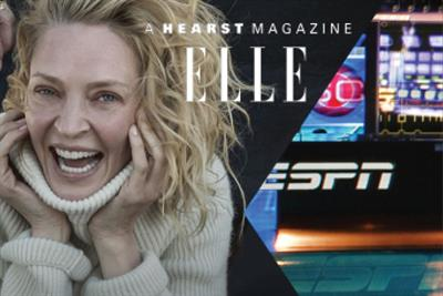 Hearst to launch HearstLive multimedia installation