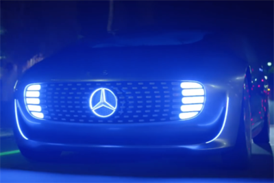 Ad of the Week: Mercedes-Benz drives to 'The Future' with style and grace