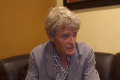Sir John Hegarty: 'Data has been affecting stories since the beginning of time'