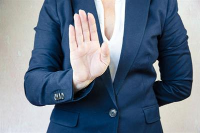 If you are sexually harassed at work