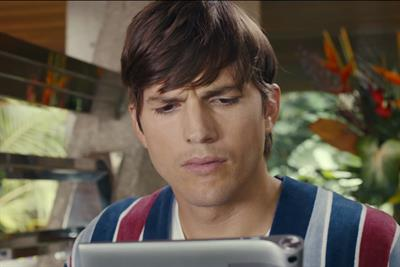 Dude, where's my paycheck? Ashton Kutcher ads revisited