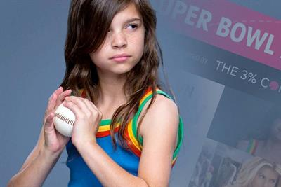 Which Super Bowl XLIX ads scored with female creatives?
