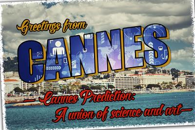 My Cannes prediction: A union of science and art