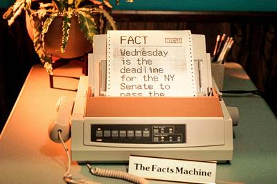 Stubborn politicians get flooded by women's health facts via fax