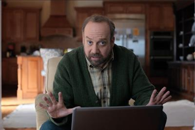 Paul Giamatti gets unwanted acting lessons in Oscars ad campaign