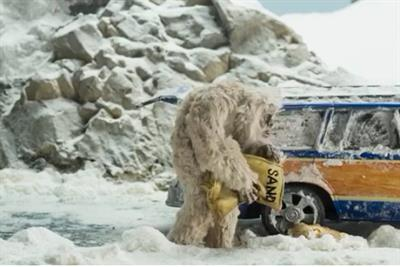 Lowe's spots a yeti in Vine video by BBDO New York