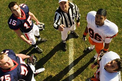 The Super Bowl thanks its biggest sponsor, God
