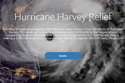 15 brands pitch in to help Houston during Hurricane Harvey