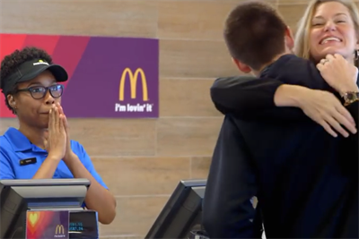 Making a Happier Meal for McDonald's